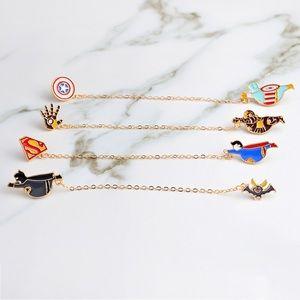 Jewelry - Superhero Pins